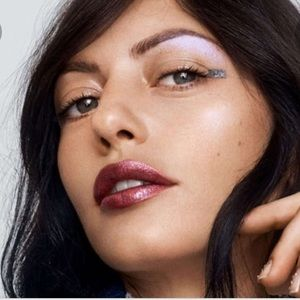 Milk Makeup Lip Metal in Slayer liquid lipstick